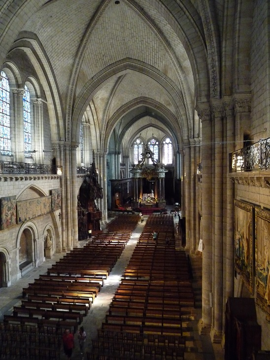 Cathédrale Saint-Maurice, Angers (France)