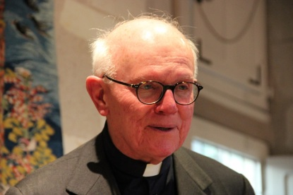Mgr Timothy Verdon
