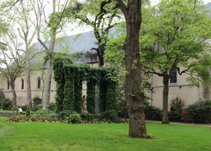 Jardin et musée archéologique