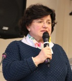 Nadia Rosaire (Chiese Aperte)