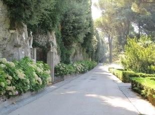 Jardin de Castel Gandolfo