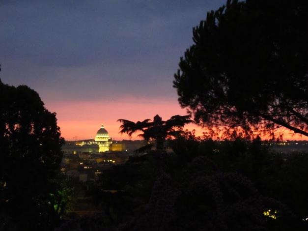 ... et Rome de nuit