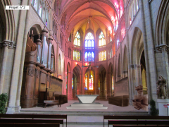 Cathédrale Saint-Cyr-et-Sainte-Julitte - Nevers