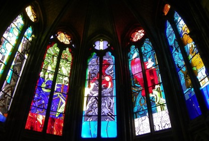 Cathédrale Saint-Cyr-et-Sainte-Julitte - Nevers