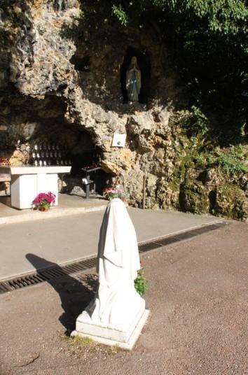 Grotte de Lourdes - Nevers
