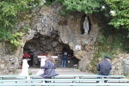Grotte de Lourdes - Nevers