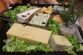 Plateau de fromages !