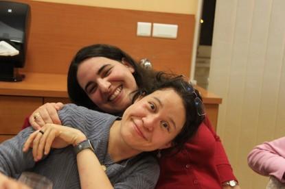 Bénédicte et Maria